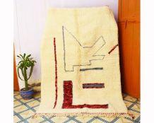 260x165cm tapis berbere marocain