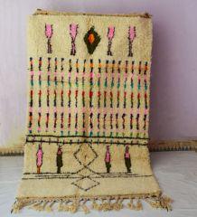 255x145cm Tapis berbere marocain