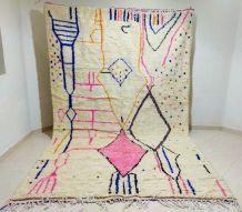 320x207cm Tapis berbere marocain
