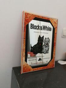 Cadre publicitaire '' Black & White ''