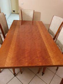 Table scandinave vintage année 65/70