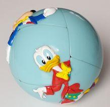 Disney Mickey rubik's cube boule années 90