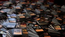 Lot cartes Magic The Gathering