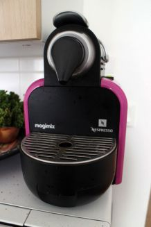Machine à café Nespresso