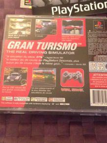 Gran turismo PlayStation 1