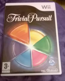 Jeu Nintendo Wii - Trivial Pursuit