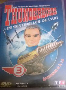 Dvd Thunderbird  - épisodes de 9 à12