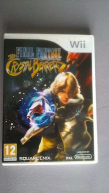 Final fantasy Cristal Bearers Wii