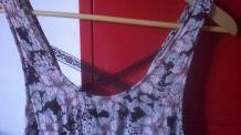 Robe fluide Urban Outfitters fleurs & dentelles coll actu
