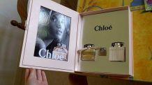 """Coffret parfum """"Chloé"""""""