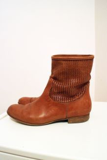Boots Minelli Camel
