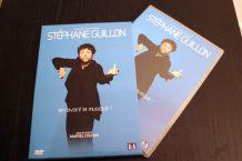 DVD Stéphane Guillon En avant la musique !