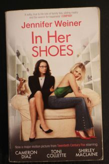"Livre d'occasion ""In her shoes"""