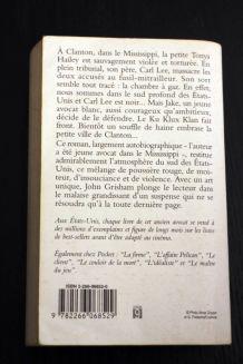 """Livre d'occasion """"Non coupable"""" de John Grisham de 1989"""
