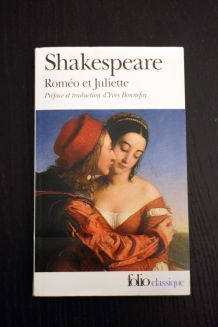 "Roman d'occasion ""Roméo et Juliette"" de William Shakespeare"