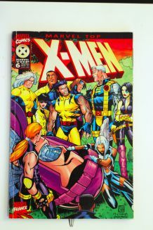 Marvel Top 6 X-Men  Fils du destin
