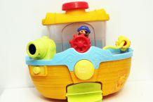Bateau de bain pirate Playgo