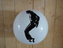 Ballon de collection Michael Jackson