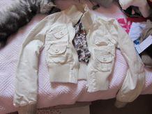 Petite veste bien pour printemps/été