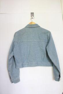 petite veste en jean