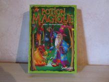 jeu potion magique
