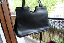 petit sac en cuir vintage style porte monnaie