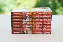 Manga Prince Eleven (7 premiers tomes)