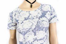 tshirt florale t36