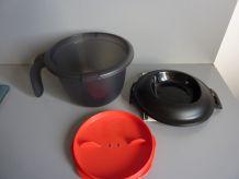Cuiseur à riz individuel micro-ondes