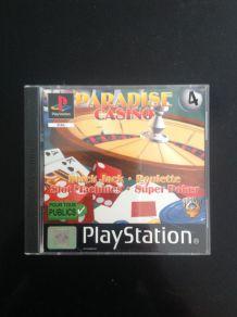 Paradise Casino PlayStation 1