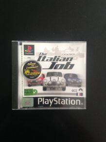 "The Italian Job "" l'or se barre"" PlayStation 1"