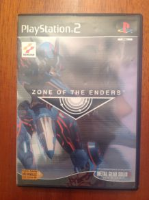 Jeu PlaySation 2 Zone of the enders