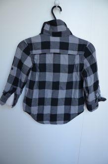 Chemise à carreaux GAP