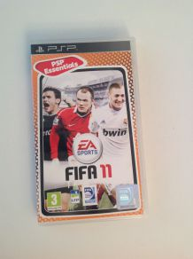 Fifa 11 pour PSP collection PSP essentials