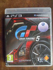 Grand Turismo 5 sur PS3