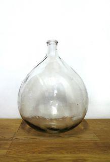 Belle bouteille Dame Jeanne authentique