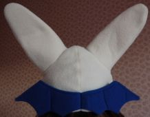 Bonnet adulte lapin beige Kodocha babbit