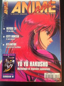 Anime Land n°76 ancien d'occasion