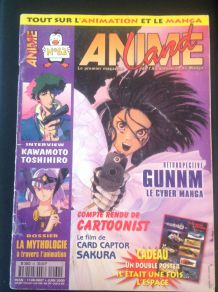 Magazine ancien AnimeLand n°62 d'occasion