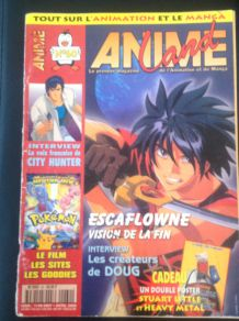 Magazine ancien AnimeLand n°60 d'occasion