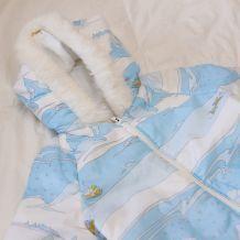 Combinaison hiver manteau bébé 12 mois