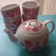 Service à thé vintage