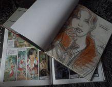 Bande dessinée Gibrat le Sursis edition originale