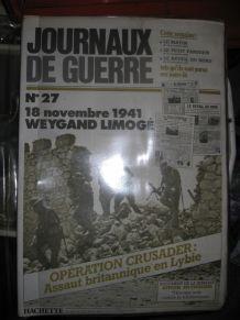 Lot 72 JOURNAUX de GUERRE 1939/1945 - WW2