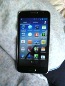 Téléphone androïd
