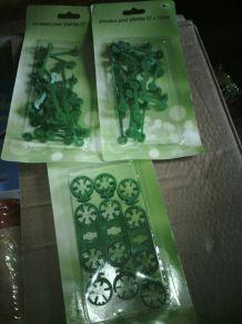 18 anneauxpour plantes 100x25mm