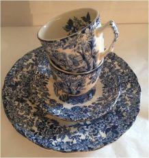 café gourmand Porcelaine Anglaise