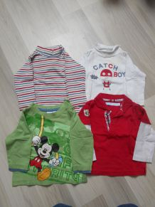 Lot 4 T.shirt ML