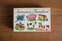 Loto Animaux Familiers Nathan