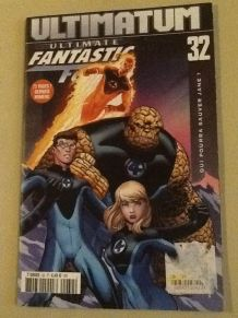 Ultimate fantastic four 32